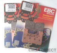 EBC Extreme Pro FRONT Brake Pads (2 Sets) Fits SUZUKI GSXR1000 (2004 to 2011)