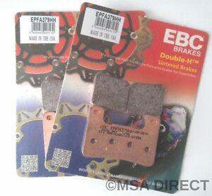 EBC Extreme Pro FRONT Disc Brake Pads EPFA379HH fits Suzuki GSXR750 (04 to 10)