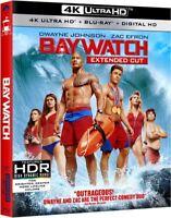 Baywatch [New 4K UHD Blu-ray] With Blu-Ray, 4K Mastering, Digitally Mastered I