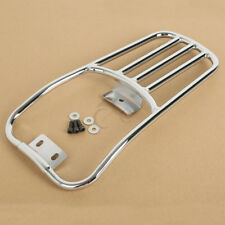 Rear Fender Luggage Rack Mount Kit For Harley Softail Deluxe Fatboy 2007-2018 17