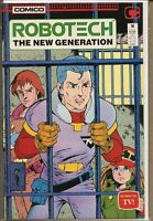 Robotech the New Generation 1985 series # 18 very fine comic book