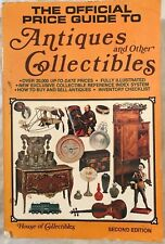 Official Price Guide to Antiques & Other Collectibles (1985, Paperback)