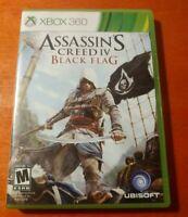 Assassin's Creed IV Black Flag Microsoft Xbox 360 Ubisoft Gameware Havok