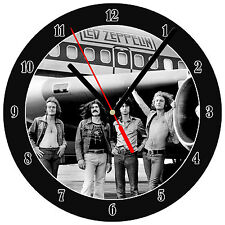"8"" WALL CLOCK - LED ZEPPELIN 1 - Kitchen Office Bathroom Bar Bedroom"