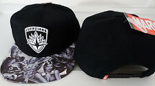 Guardians Of The Galaxy Vol. 2 Movie Marvel Comics Snap Back Hat Nwt