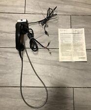 Motorola Mcs2000 2 Way Radio Privacy Handset Hang Up Cup Model Yln1149a