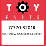 77770-32010 Toyota Tank assy, charcoal canister 7777032010, New Genuine OEM Part