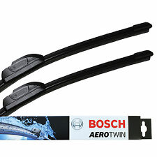 Audi 200 C3 Estate Bosch Aerotwin Retro Front Window Windscreen Wiper Blades