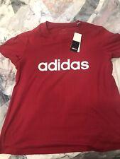 adidas t shirt women Size XL