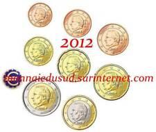 Série 1 Cent à 2 Euro BU Belgique 2012 - Brillant Universel