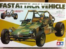 Tamiya 58496 1/10 RC Fast Attack Vehicle (2011) Kit w/ESC