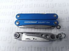 Ntsa (Lot Of 2) Leatherman Squirt Es4 Wire Stripper & (Rare) Style Multi-Tools