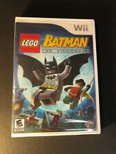 LEGO Batman The Videogame (Wii)  NEW