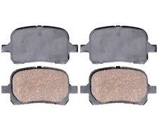 Disc Brake Pad Set-Service Grade; Ceramic Front Raybestos SGD707C