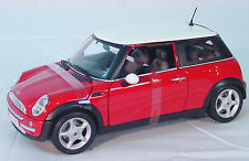 MINI COOPER~~~ Special Edition~ 1/18 Scale Die-Cast Car~ Displays Great~