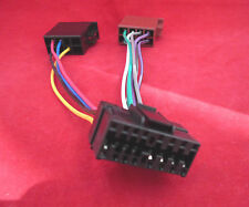 CT21SO01 SONY 16 Pin Iso Wiring Harness SAME DAY POST Lead Cable Adapter Car Cd