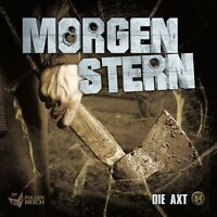 MORGENSTERN - 04: DIE AXT  CD NEU