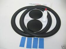 "Marantz HD770 HD-770 12"" Woofer Foam Kit Speaker Repair w/ Shims & Dust Caps!"