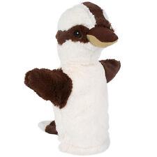 *NEW* PLUSH SOFT HAND PUPPET Kasey the Kookaburra Puppet 25cm