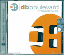 DB Boulevard. Frequencies (2004) CD NUOVO Point Of View. Believe. Round Around