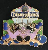 Disney Auctions Ursula Disneyland Slider Pin 34226 LE 1000