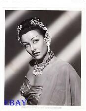 Vera Ralston busty sexy VINTAGE Photo Fair Wind To Java