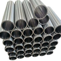 Seamless stainless steel round tube ║ Pneumatic Hydraulic pipe capillary tubing