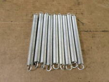 Lot of 9 Unbranded LE-026B-8-M Extension Springs