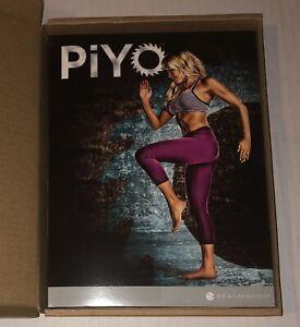 Beachbody PiYO Chalene Johnson Workout Exercise 3-Disc Set + 2 Bonus DVDs