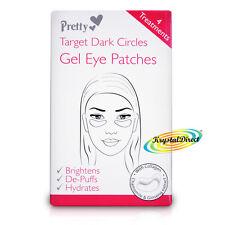 Pretty Gel Eye Mask Pad Patches Brighten Hydrates Dark Circles With Collagen