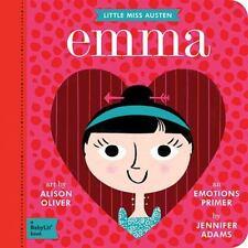 Emma: A BabyLit(R) Emotions Primer (BabyLit Books) by Adams, Jennifer