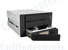 "Raidon 3 of 3.5"" SAS/SATA III HDD Hard Drive JBOD Storage Solution w/Cooling Fan"