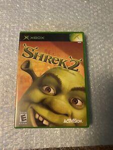 Shrek 2 Microsoft Xbox! Brand New,Sealed!