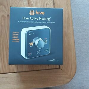 Hive HAH2KITHEATHWAMZ01 Active Wi-Fi Heating and Hot Water Thermostat