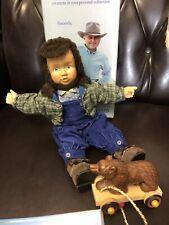 Robert Raikes Doll - Hunter - 76/500 - HS By Artist - Mib- ON SALE