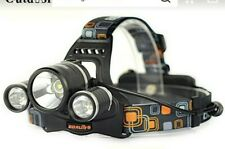 Boruit dual light source zoom headlamp