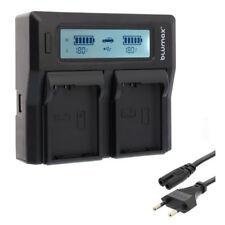 Dual Ladegerät Charger für Nikon D3100, D3200, D3300, D5100, D5200, D5300, D5500