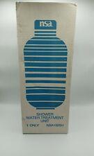 NSA Bacteriostatic Water Treatment Shower Unit Model NSA150SH NEW