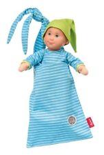 Sigikid Spielpuppe Puppe Dolly Pallimchen blau 34 cm neu 24924