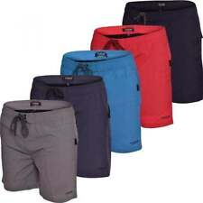 Patternless Big & Tall Swim Shorts for Men