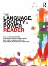 The Language , Society and Power Reader (2011, Paperback)