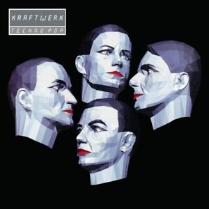 Kraftwerk - Technopop (Rimasterizzato) - 180gram Vinile LP Nuovo e Sigillato