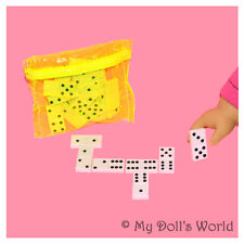 Dominoes Game For 18 Inch Doll - Accessories Fit American Girl Maryellen Boy Toy