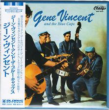 GENE VINCENT-GENE VINCENT AND THE BLUE CAPS-JAPAN MINI LP CD BONUS TRACK C94