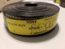 HOLLOW MAN (2000)  35mm Movie Trailer #1 film collectible SCOPE 2 min 24 sec