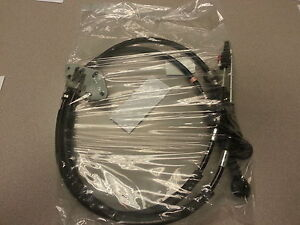2003 2004 2005 2006 2007 2008 Mazda 6 m/t shift cable 2.3 oem new!!