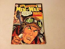 ALL AMERICAN MEN OF WAR #84 Silver Age comic 3rd Appearance Johnny Cloud