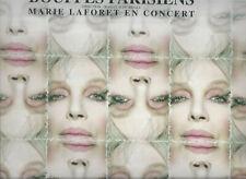 MARIE LAFORET- AFFICHE BOUFFES PARISIENS 2005  MARIE CHANTE LAFORET BON ETAT