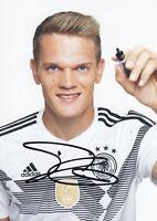 Matthias GINTER - Fussball-Weltmeister 2014, DFB-Karte WM 2018, Original!