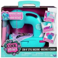 Sew Cool - Cool Maker Sew N' Style Machine - Girl's Sewing Craft Kit